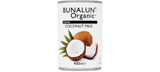 Bunalun Coconut Milk (400ml) Ireland