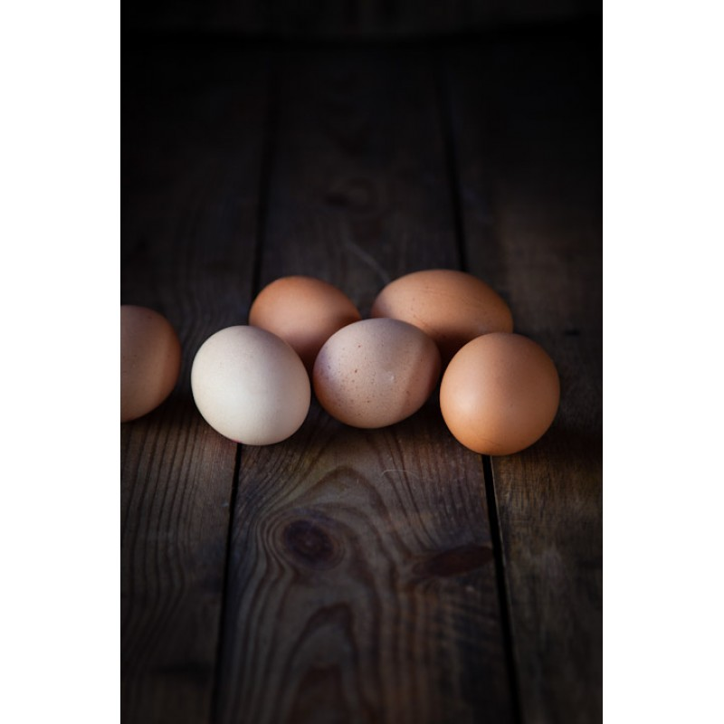 Organic Eggs (6) Ireland