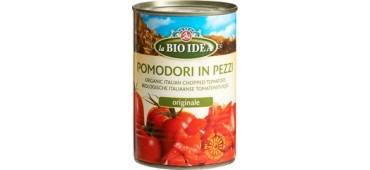 Chopped Tomato Tin (400g) Italy