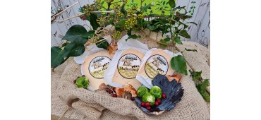 Mossfield Cheese Selection (3x180g)